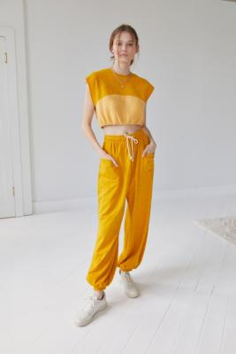 Out From Under Taylor Oversized Joggers - Assorted XS at Urban Outfitters