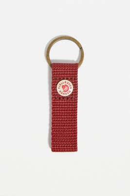 Fjallraven Kanken Keyring - Red ALL at Urban Outfitters