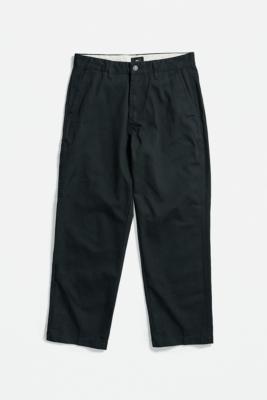 OBEY Black Hardwork Carpenter Pants - Black M at Urban Outfitters