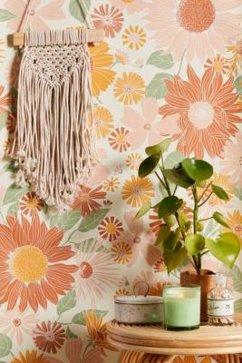 Bella Removable Wallpaper - Assorted ALL at Urban Outfitters
